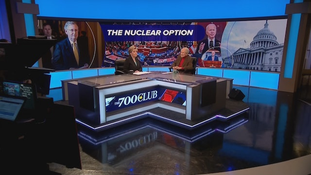 The 700 Club | March 18, 2021
