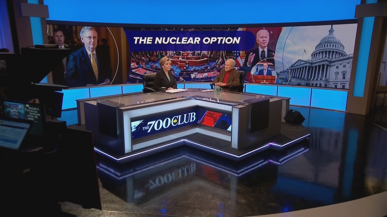 Watch The 700 Club | March 18, 2021