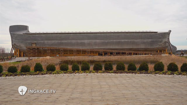 A Tour of Noah's Ark with Bodie Hodge...