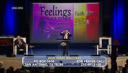 Video Image Thumbnail:Feelingss, Faith and Facts: No Place to Hide Part 2