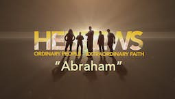 Video Image Thumbnail:Abraham