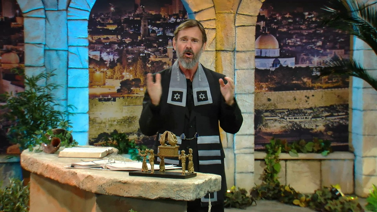 Watch Decrypting the Book of Revelation: Mercy and Ju...