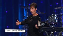 Video Image Thumbnail:Everyday Answers with Joyce Meyer