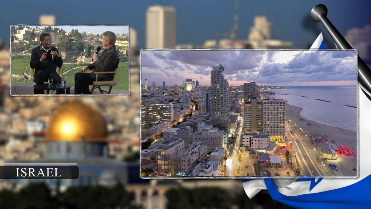 Watch Matt Crouch hosts Emmanuel Ziga from Jerusalem, Israel