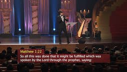 Video Image Thumbnail: Immanuel: What It Means to Have the Lord with You Part 1