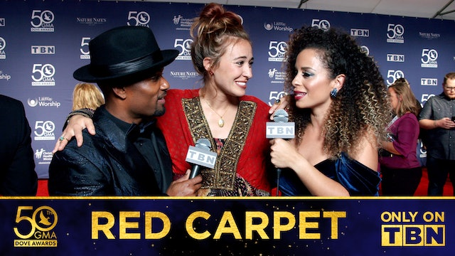 Red Carpet | 50th GMA Dove Awards