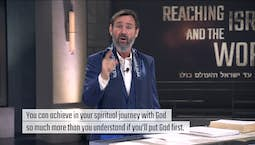 Video Image Thumbnail:Simple but Profound Truth - Practice Hearing God