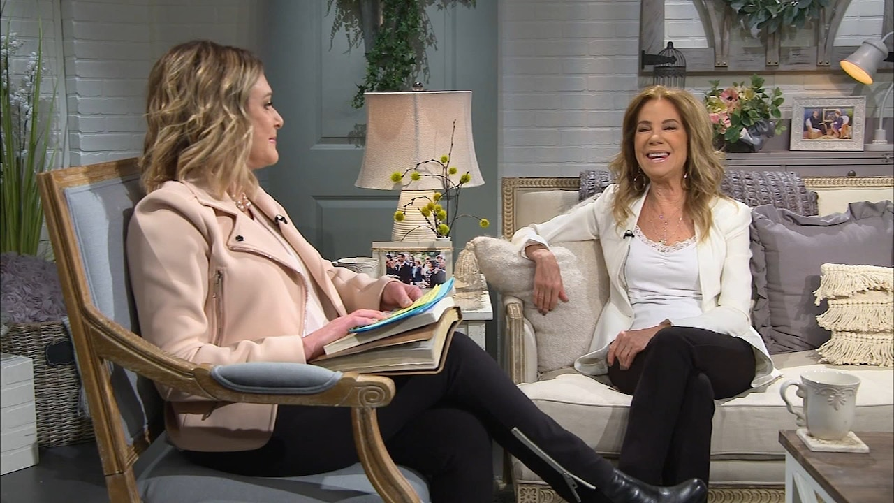 Watch Kathie Lee Gifford   The Rock the Road and the Rabbi