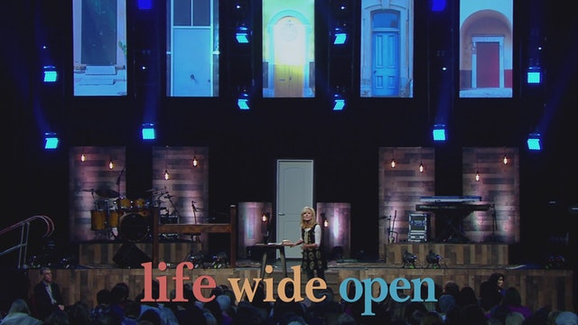 Life Wide Open Part 1