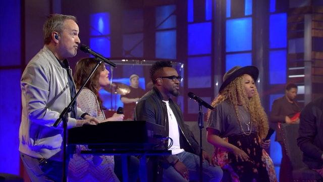 Praise | David & Nicole Binion hosts VaShawn Mitchell | 5/21/19