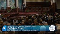 Video Image Thumbnail: The Prayer Life of Jesus