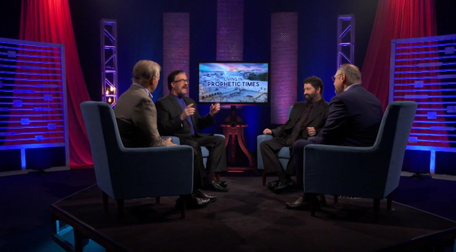 Watch Praise | Mark Biltz, Bill Cloud & Jonathan Cahn | 4/22/19