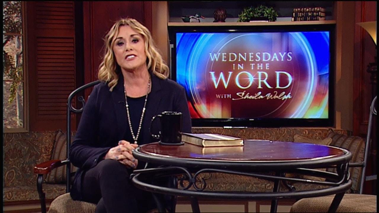 Watch Sheila Walsh | When A Door Closes
