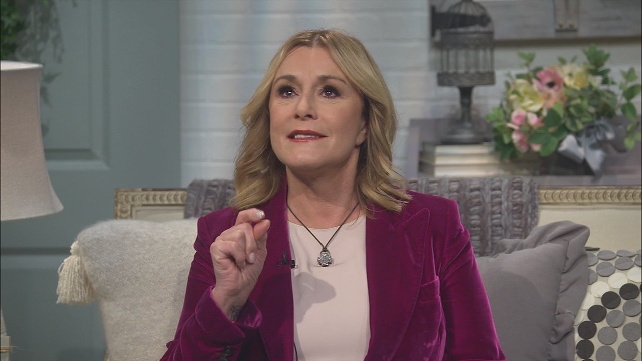 Watch Sheila Walsh | God Is In Control
