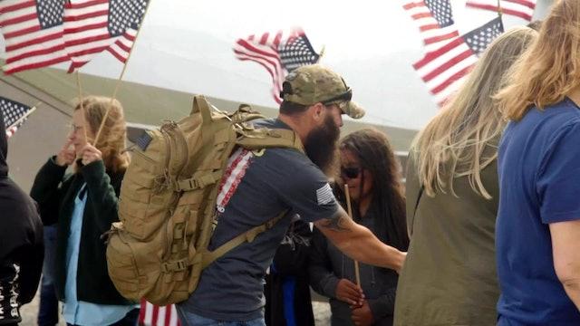 Samaritan's Purse - Operation Heal Our Patriots