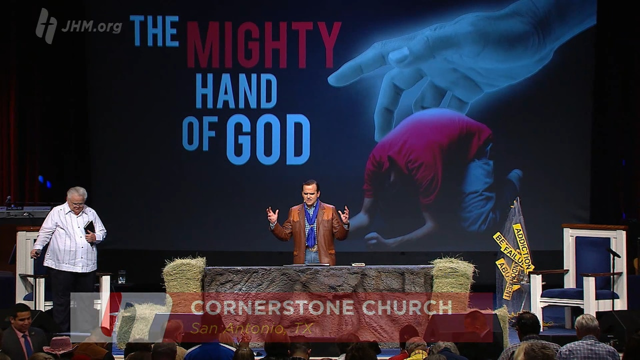 Watch What the Hand of God is Doing