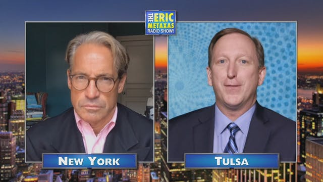 Guests Todd Nettleton and Robert Orlando