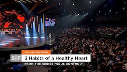 Video Image Thumbnail:3 Habits of a Healthy Heart