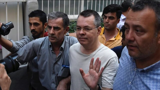Andrew Brunson | Two Years in a Turkish prison