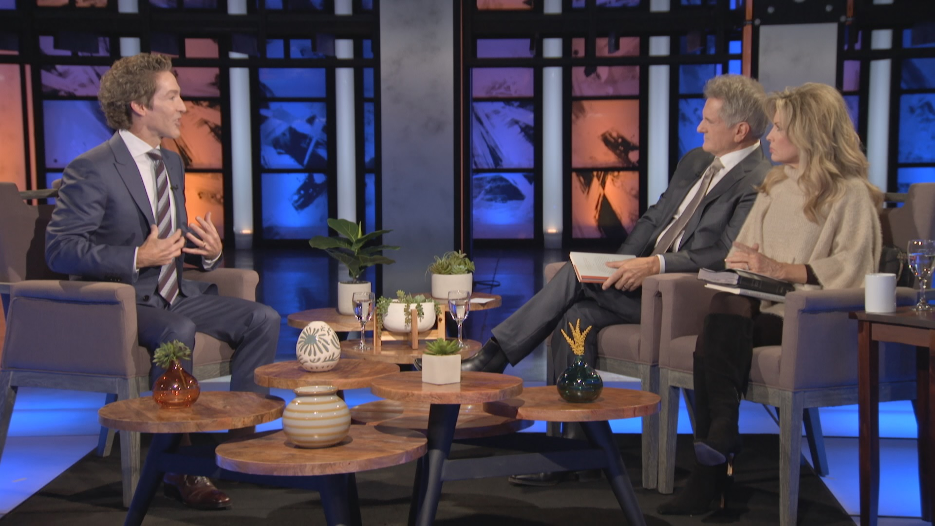 Joel Osteen: Empty Out the Negative