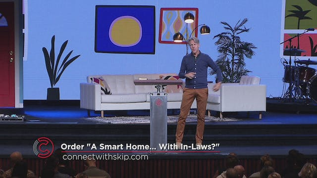 A Smart Home With In-Laws? Part 2