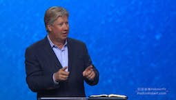 Video Image Thumbnail: Living in His Presence: His Plan