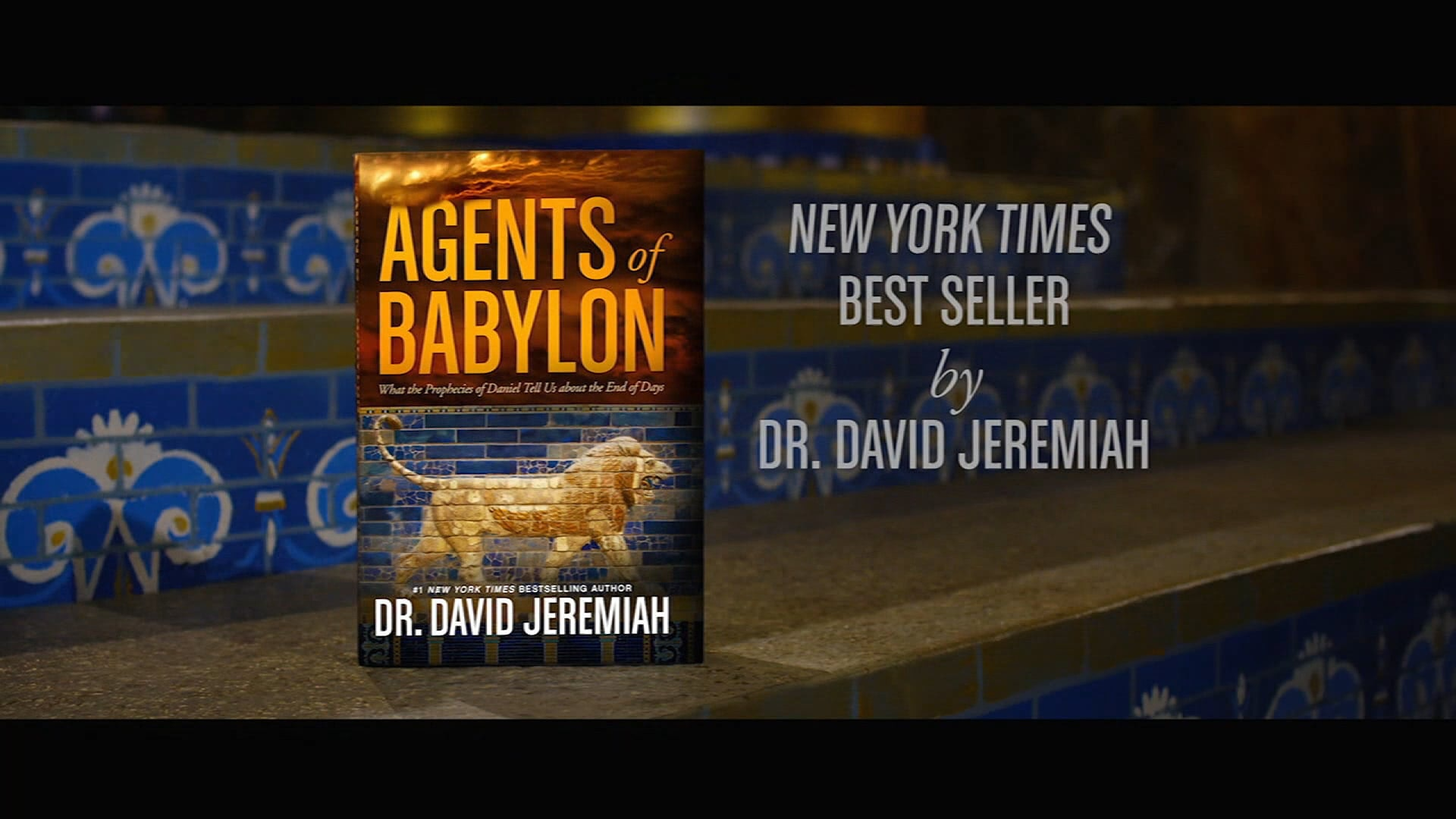 Watch Agents of Babylon: The End