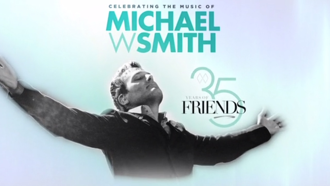 Watch 35 Years of Friends with Michael W. Smith Part 1