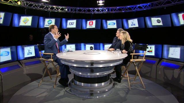 Matt & Laurie Crouch host Stu Epperso...
