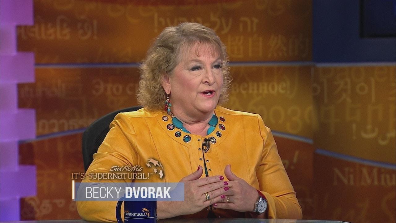 Watch Guest Becky Dvorak