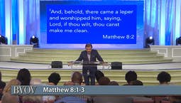 Video Image Thumbnail:Your Faith Makes You Whole