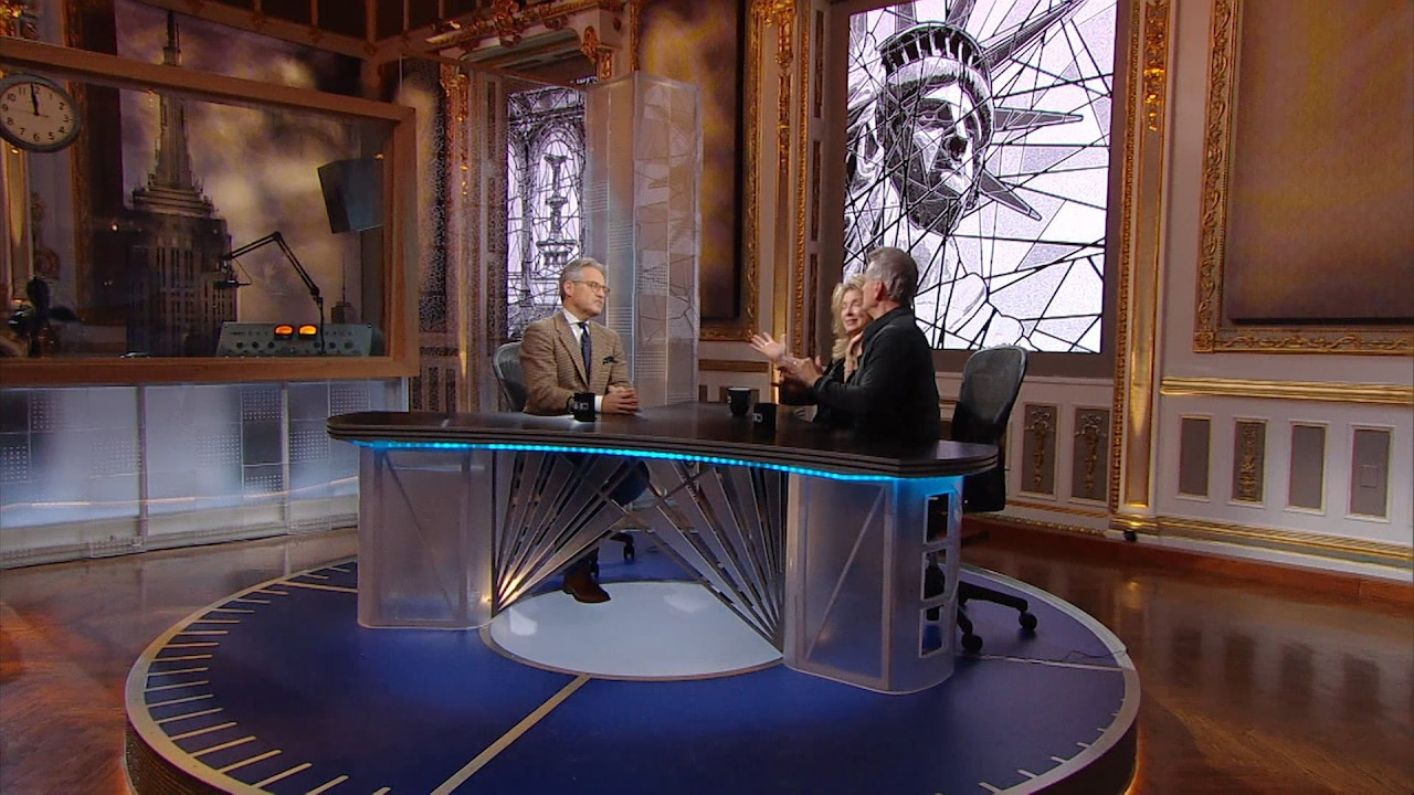 Watch Matt & Laurie Crouch host Eric Metaxas in New York City