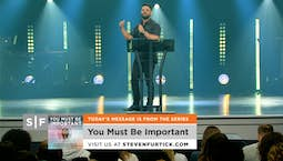 Video Image Thumbnail:You Must Be Important Part 1