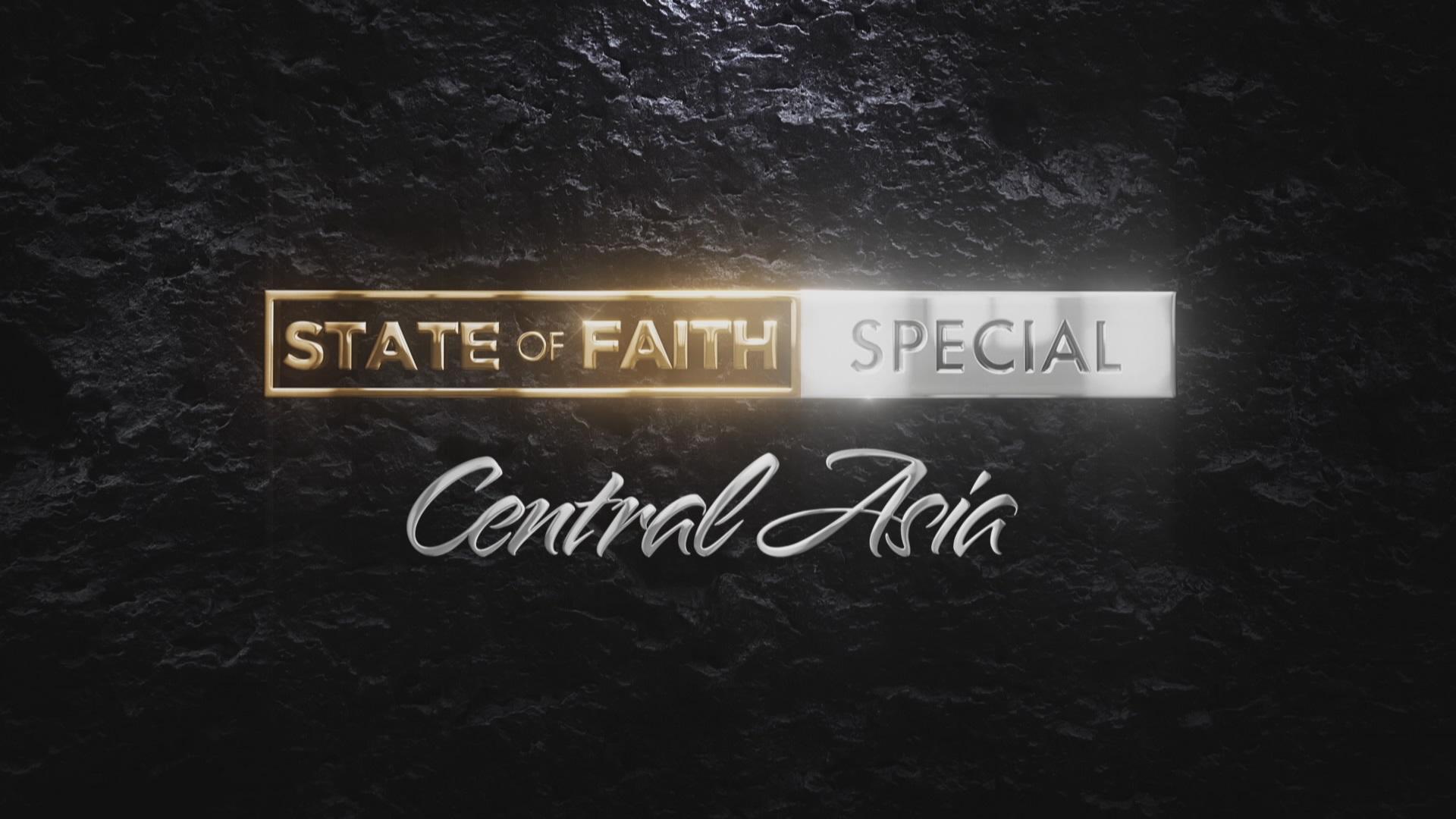 Praise - Sate of Faith - Central Asia