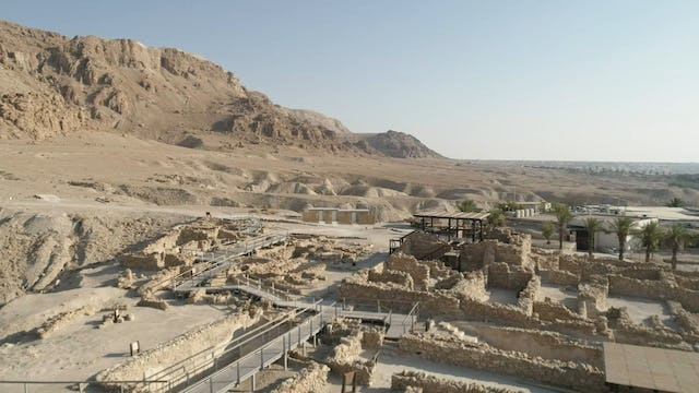 The Rocks Cry Out - Archaeology in Israel