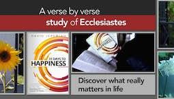 Video Image Thumbnail:Facing Life With Humility