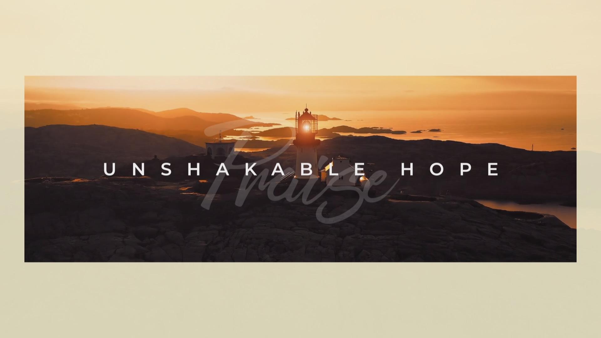 Max Lucado - Unshakable Hope Combo