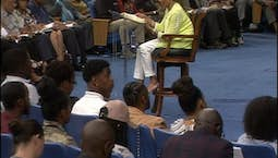 Video Image Thumbnail: Betty Price   Peace In A Nonpeaceful Environment