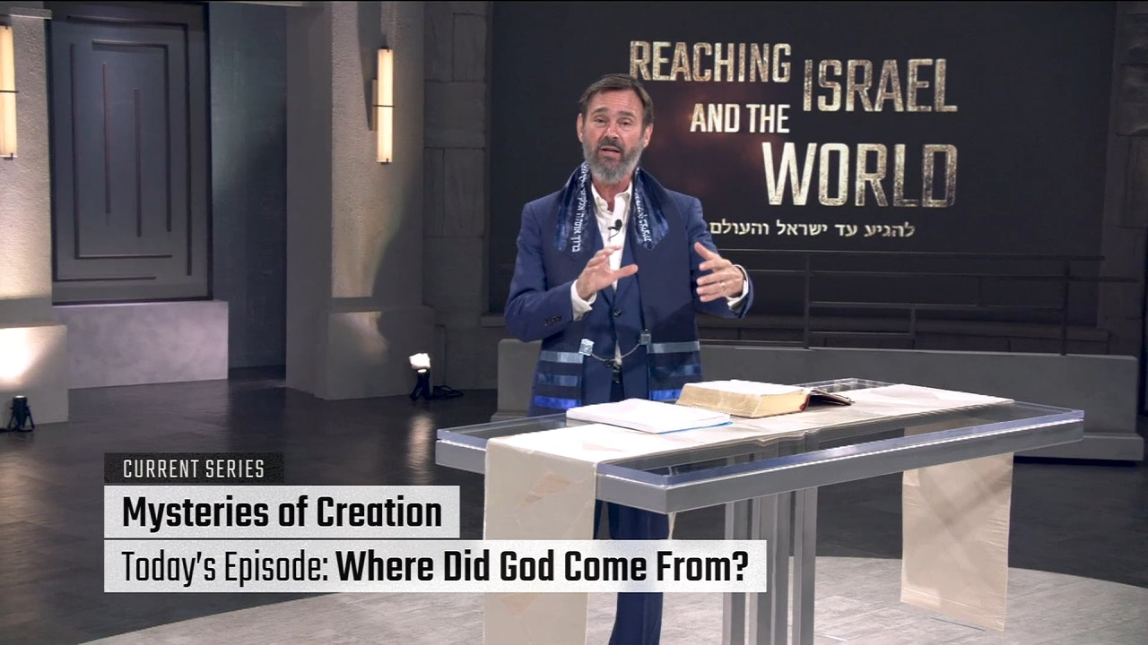 Watch Mysteries of Creation: Where Did God Come From?