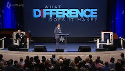 Video Image Thumbnail:What Difference Does it Make?: You Are a Difference Maker