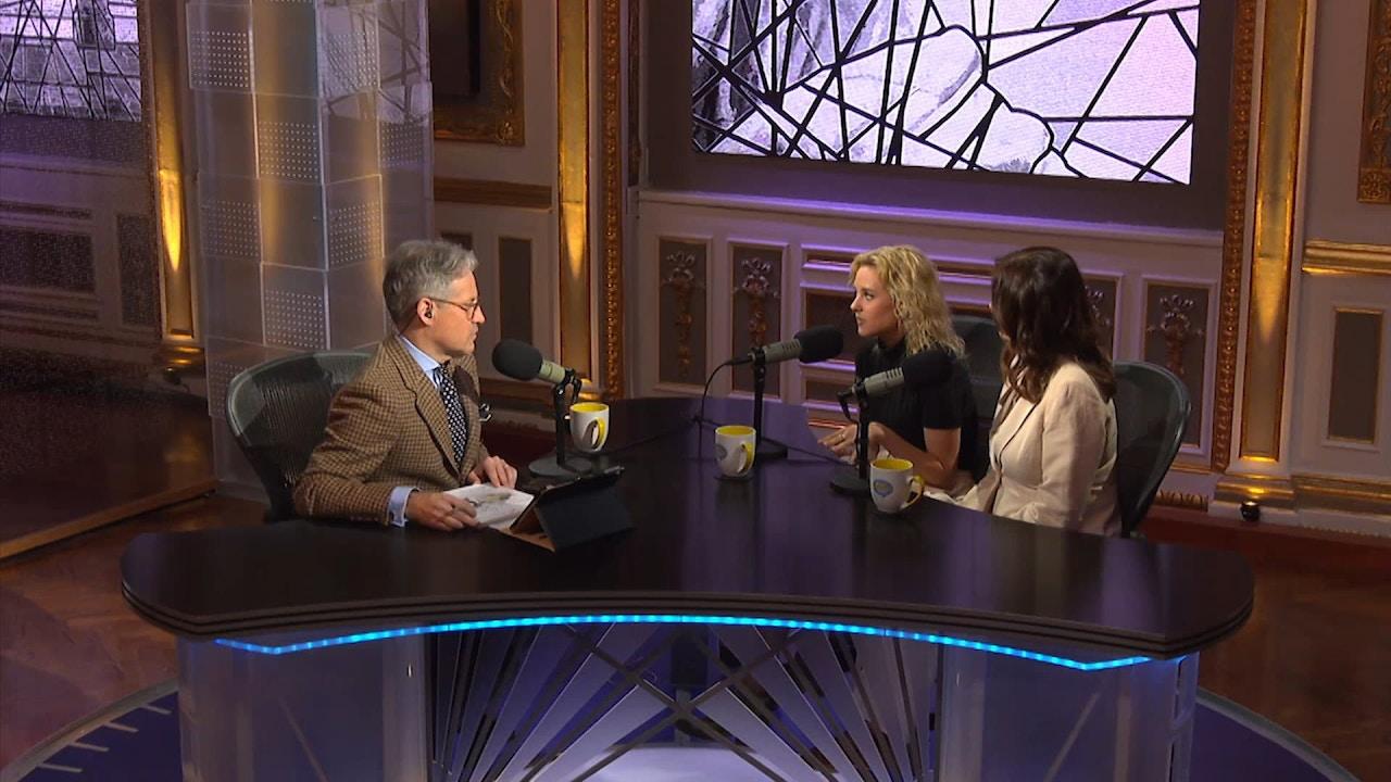 Watch Guests Charlotte & Karen Pence, Phil Robertson