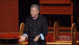 "Video Image Thumbnail:Back to the Altar with Pastor Glen Berteau, ""The 2nd Greatest Story Ever Told..."