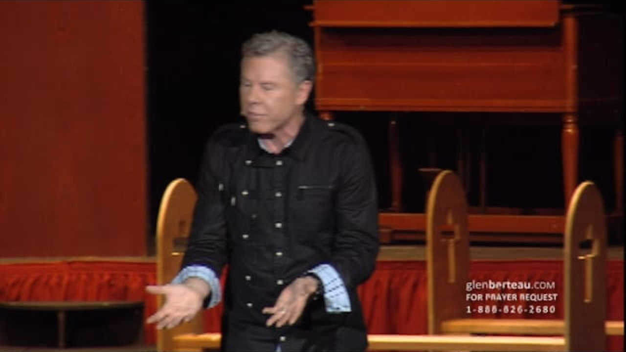 "Watch Back to the Altar with Pastor Glen Berteau, ""The 2nd Greatest Story Ever Told..."