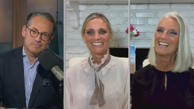 Guests Anne Graham Lotz and Rachel-Ruth Lotz Wright
