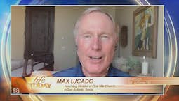 Video Image Thumbnail:Max Lucado | You Are Never Alone