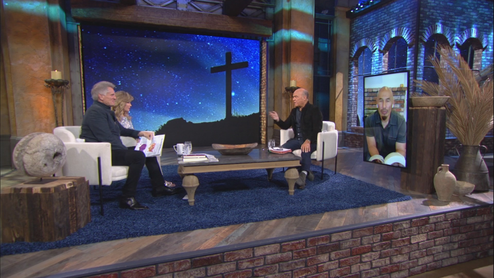 Praise | Francis Chan And Greg Laurie | April 2, 2021