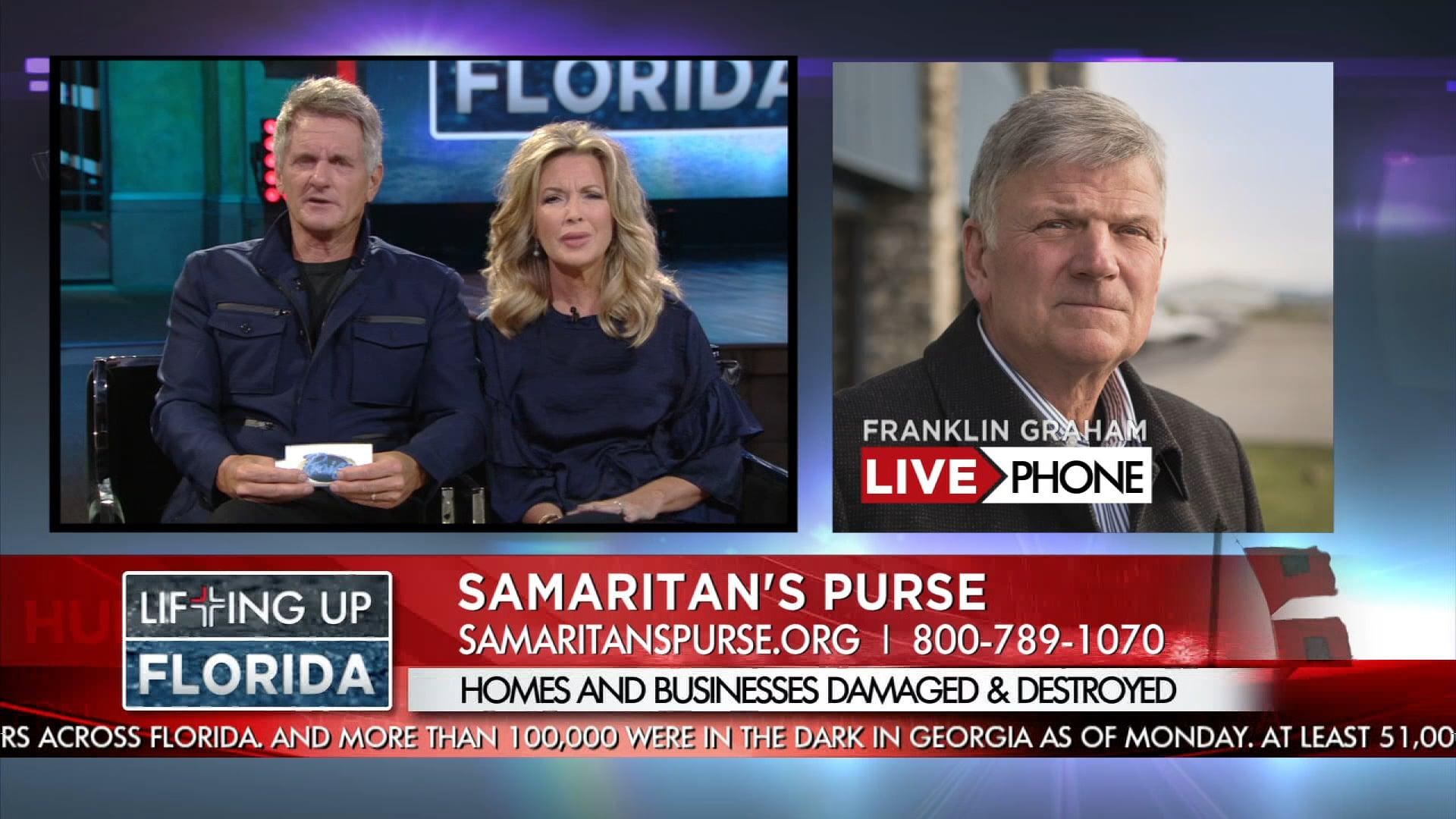 Samaritan's Purse In Florida