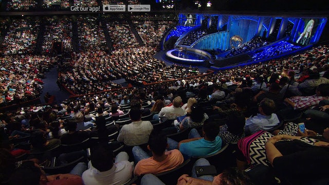 Victoria Osteen | Abraham Was a God Made Man