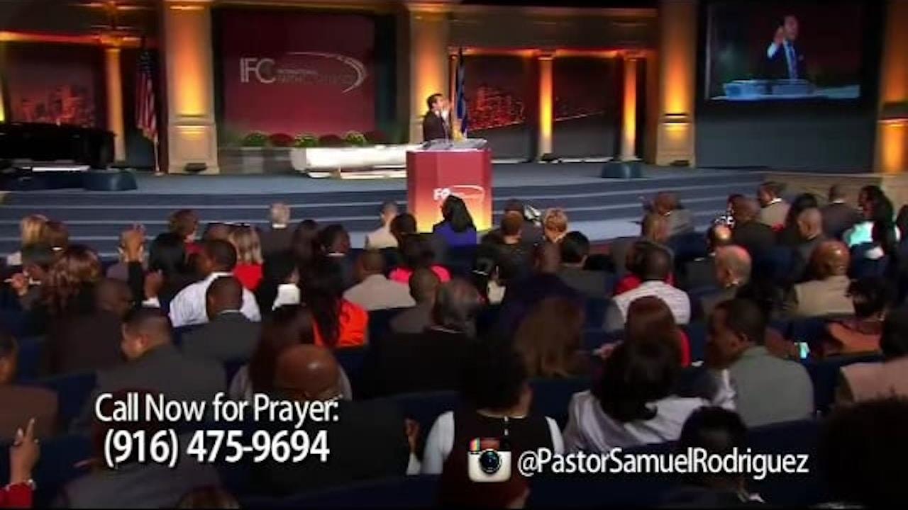 Watch Rev. Samuel Rodriguez