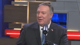 Video Image Thumbnail:Mike Pompeo in Studio Part 2